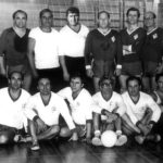 Главным в Клубе СОП (санитарно-обмывочный пункт) был волейбол!