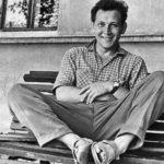 Фирменная улыбка Сергея Голубкова, не покидавшая его всю жизнь, до последнего вздоха. 1961 г., Сталинград