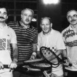 В Москве Сергей Викторович пристрастился к теннису, но его страстью с детства и до последних дней оставались шахматы.